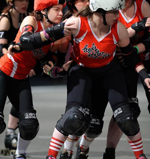 Bout 7: Leeds 180:105 Central City
