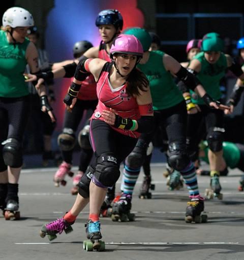 London Roller Girls 475:28 Auld Reekie