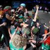 ... the Final: London Rollergirls vs Berlin Bombshells, final Score: 448:47 ...